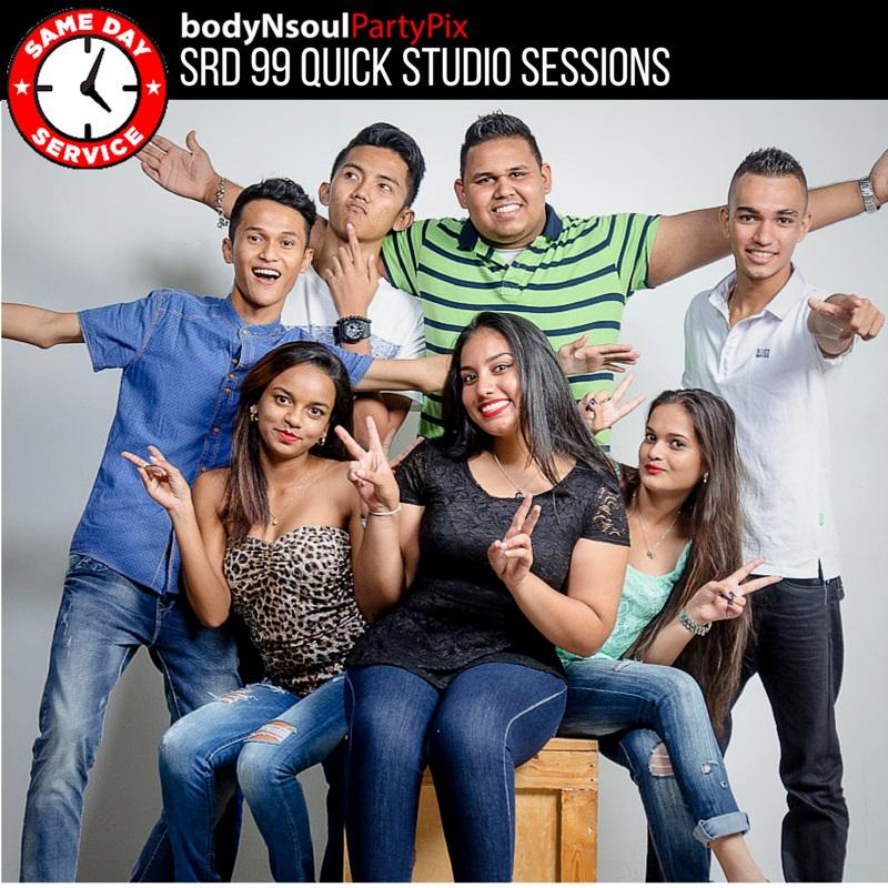 Quick Studio Session - Photoshoot